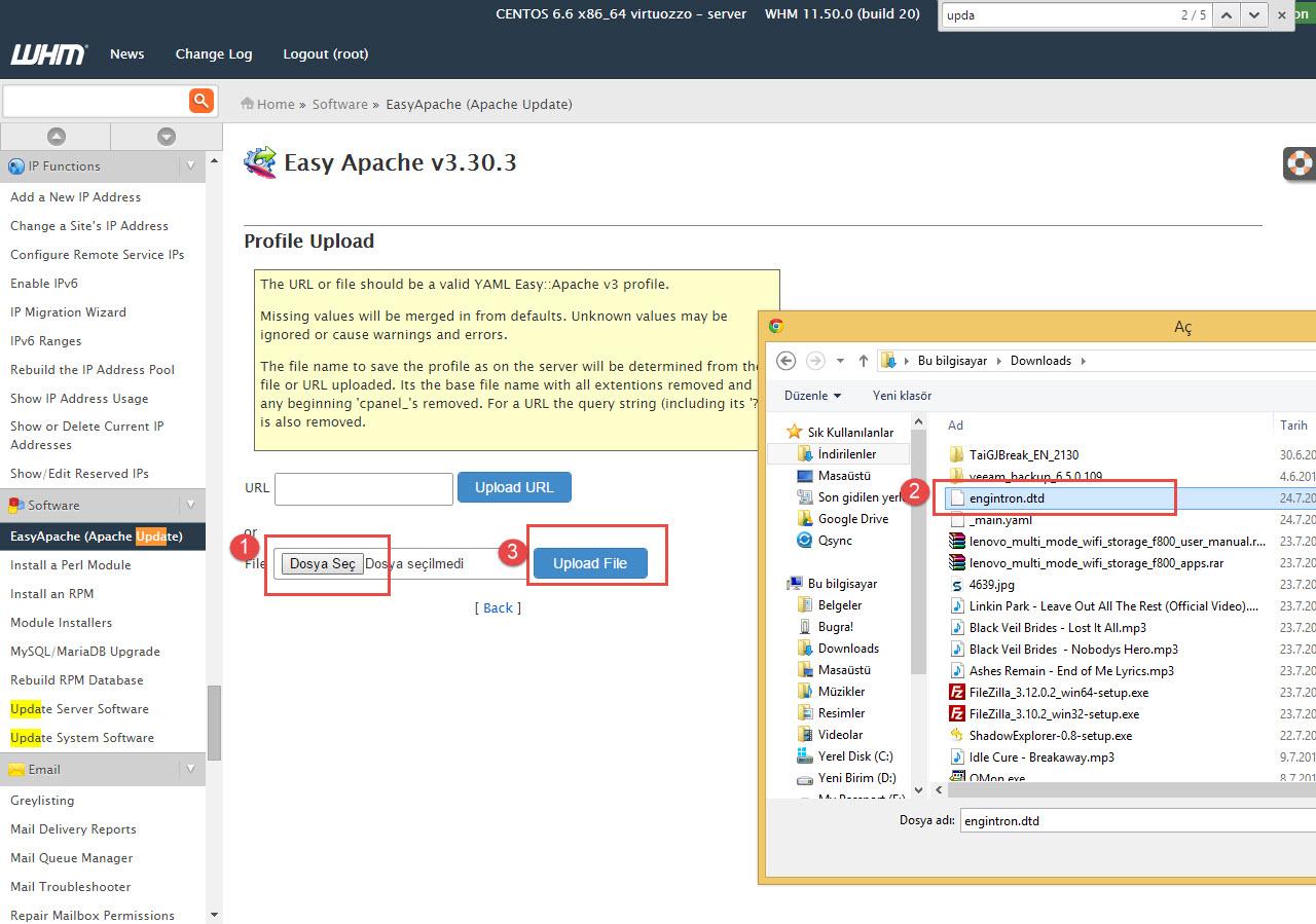 5 - Nginx apachi profili yükleme (3)